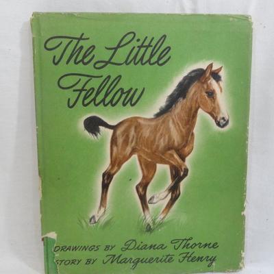 Lot 307 The Little Fellow Vintage Book