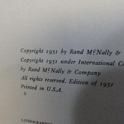 Lot 305 Album of Horses Vintage Book