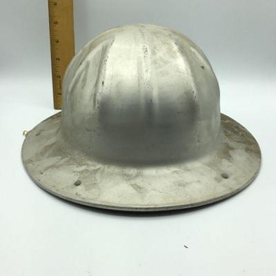 B.F. McDonald Full Brim Safety Hard Hat