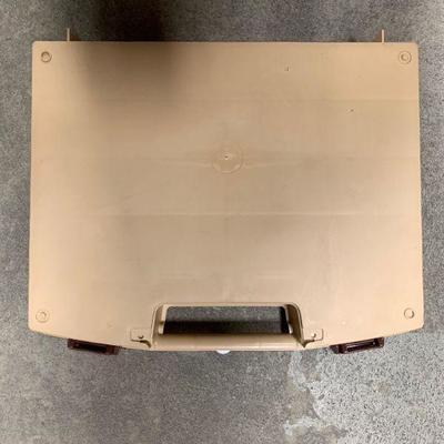 #82 Vintage Fenwick Woodstream Tackle Box