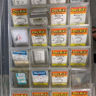 #87 Shimano Box with Dai-Riki Hooks Included