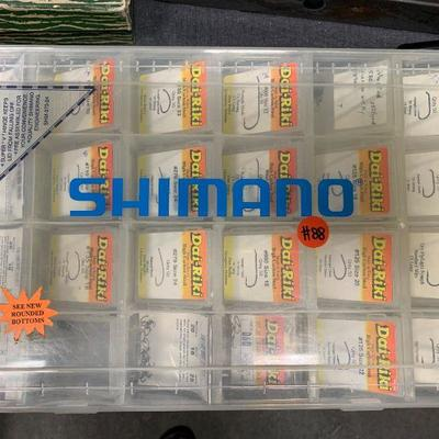 #88 Shimano box with Dai-Riki Hooks Included