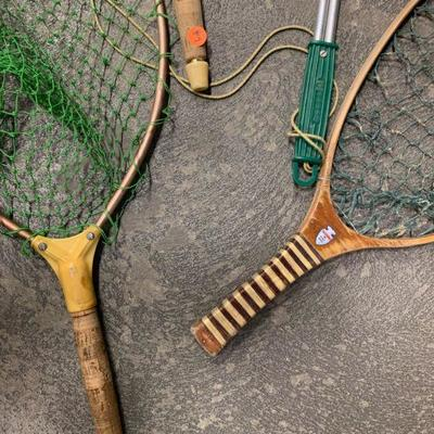 #9 Vintage Fishing Nets
