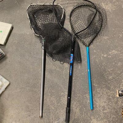 #10 Long Handle Fishing Nets