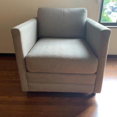 4. Occasional upholstered chair