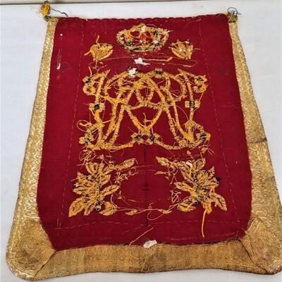 Lot #7  MILITARIA - Fabulous Small Banner - Prince Albert's Own Hussars