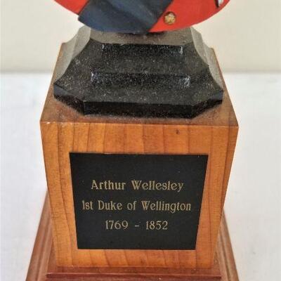 Lot #8  Contemporary Bust - Duke of Wellington