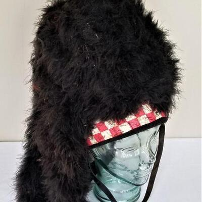 Lot #16  Fabulous Vintage Military Hat - British