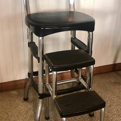 Cosco Kitchen Step Stool chair
