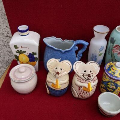 Random vintage collectibles