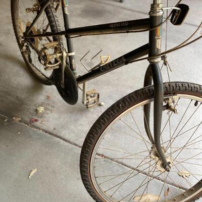 Vintage Univega Alpina Una Bicycle