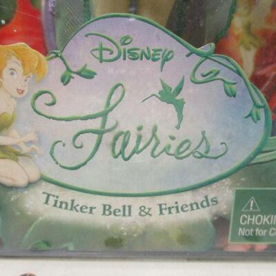 Lot 4 - Disney Tinker Bell & Friends