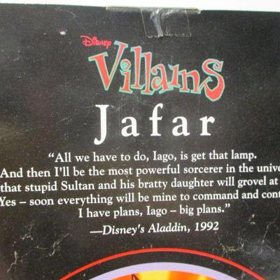 Lot 12 - Disney Villains Jafar