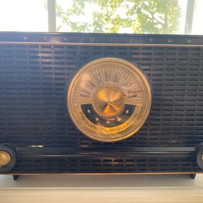 RCA vintage radio