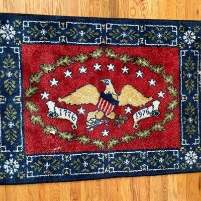 Centennial rug 4' x 3'