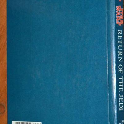 Lot#3 Two Vintage Star Wars Pop-Up Books
