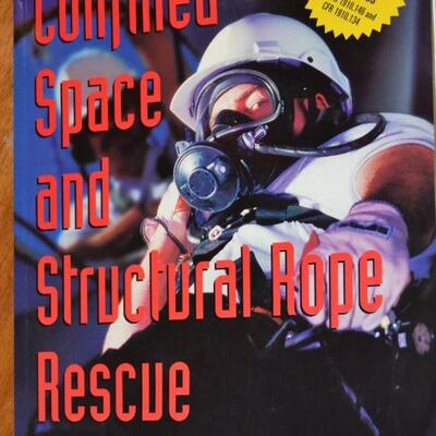 Lot#5 We Are The World & Confined Space Rescue Books
