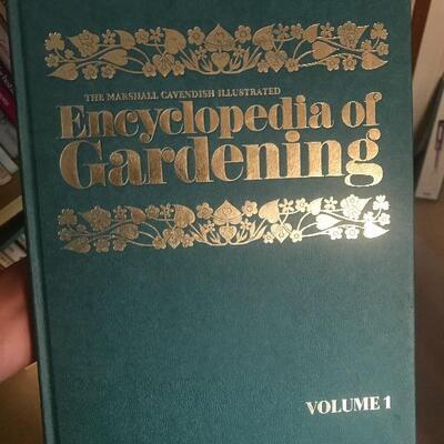 Marshall Cavendish Illustrated Encyclopedia of Gardening Complete Set vol. 1-20