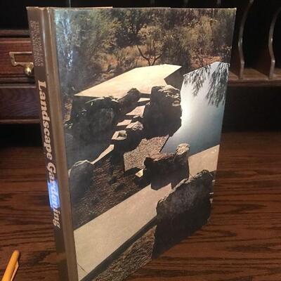 Time Life Encyclopedia of Gardening 5 Volume Set