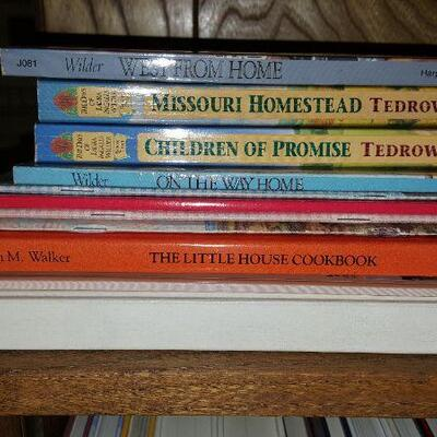 Lot of Homestead Oriented Books