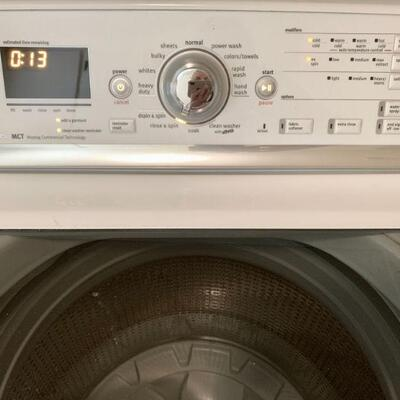 PT3#1A  MAYTAG BRAVOS MCT TOP LOADING WASHER