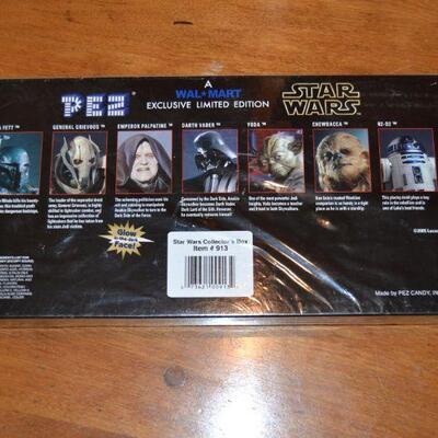 Lot#9 Vintage Star Wars Pez lot