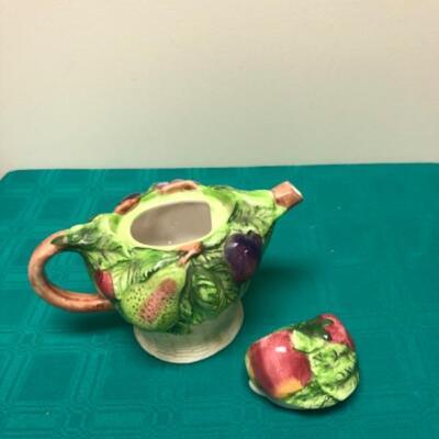 Decorative Teapot