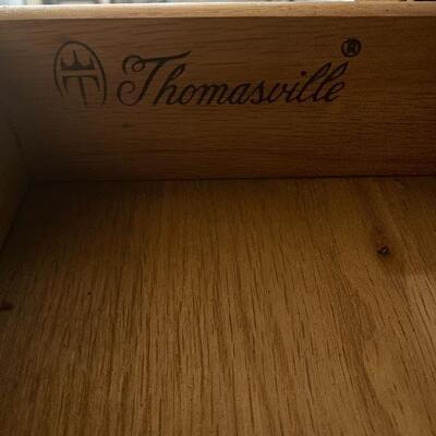 Large Thomasville Open China Hutch
