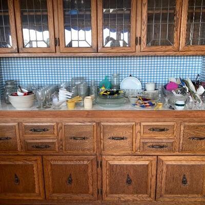 Huge Kitchen Lot