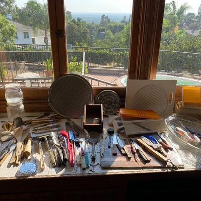 Sharp Kitchen Objects Lot