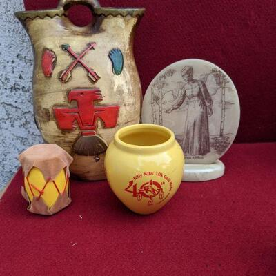 Native american nic nacks collectibles