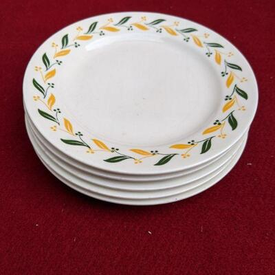 homer laughlin plates