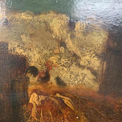 Lot 2 - Pair of Gold Frame Artwork