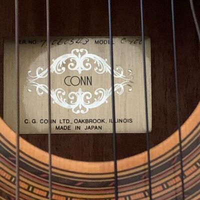LOT 4 CONN Acoustic Guitar