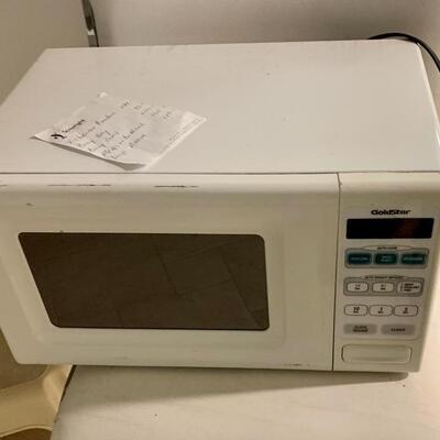 Microwave $25