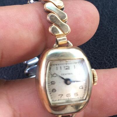 Vintage CENTRAL Swiss Ladies Watch