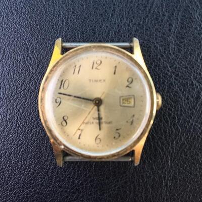 Vintage TIMEX Men's Date Watch Working!