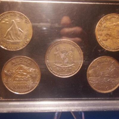 Coins of Hawaii