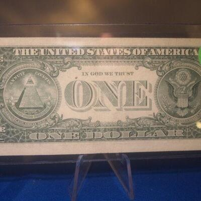 Collectable Federal Reserve note