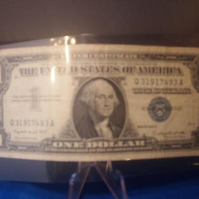 1957 Silver Certificate  108