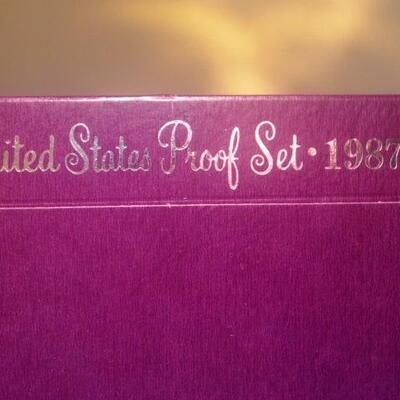 1987 U.S. Mint Set 64
