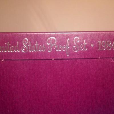 1984 US Mint Set 67