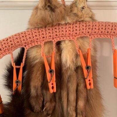 LOT 35 Misc Furs