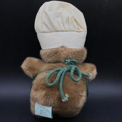 Herrington Tavern On The Green Teddy Bear Plush Collectible 1990