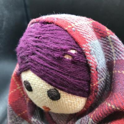 Tartan Prairie Girl Doll