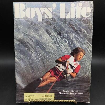 """Boys' Life Magazine"" June 1975"