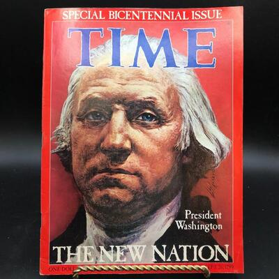 Time Magazine Bicentennial Special Edition 1976