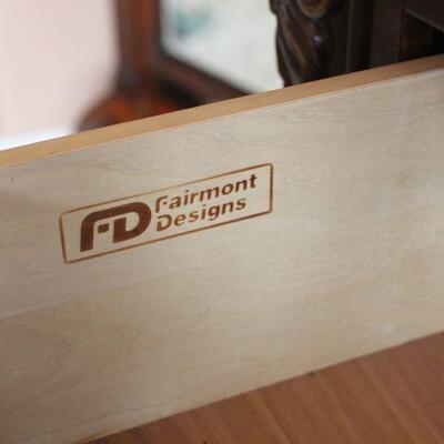 Lot 2 Fairmont Designs Wardrobe/Entertainment Cabinet