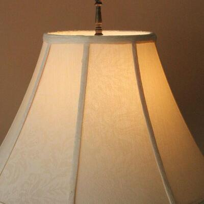 Lot 19 Table Lamp #1 (pair is lot 42)