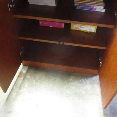 Lot 1 - Office Storage Cabinet